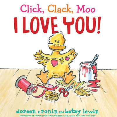 Click, Clack, Moo I Love You! Audiobook, by Doreen Cronin