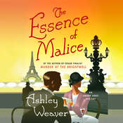 The Essence of Malice: A Mystery Audiobook, by Ashley Weaver