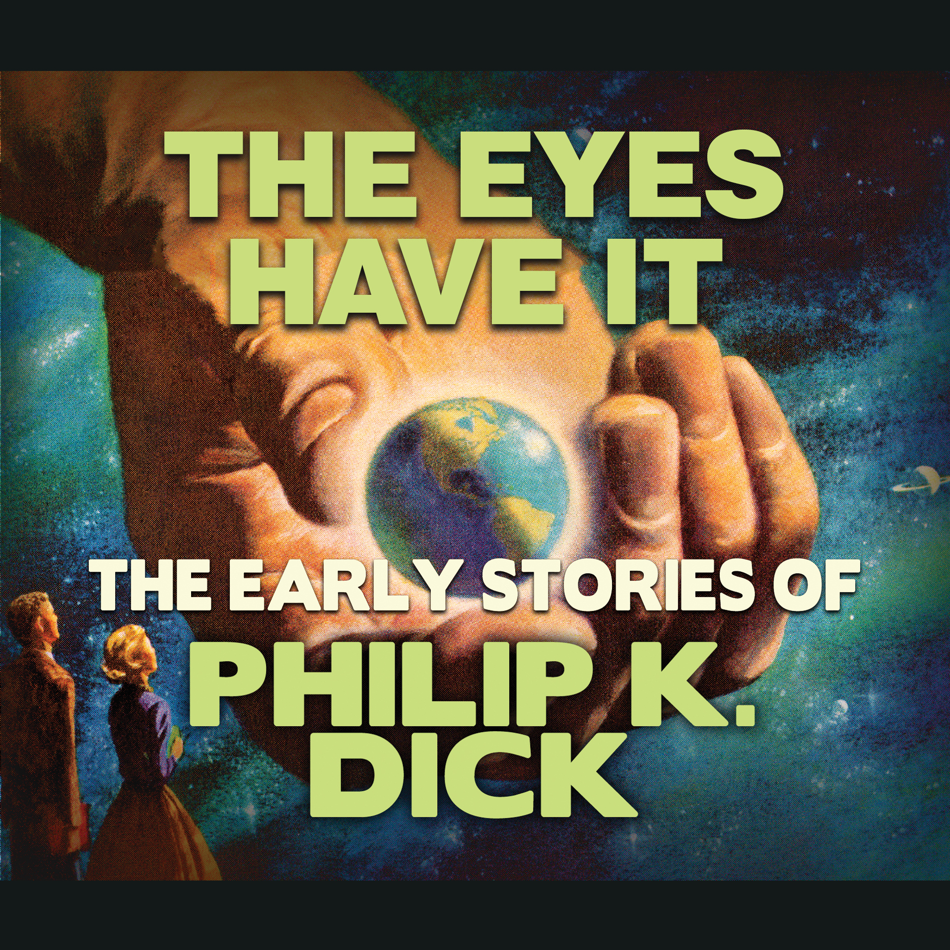 Printable The Eyes Have It Audiobook Cover Art