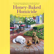 Honey-Baked Homicide Audiobook, by Gayle Leeson