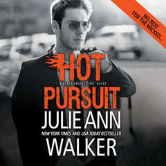 Hot Pursuit Audiobook, by Julie Ann Walker