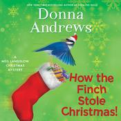 How the Finch Stole Christmas! Audiobook, by Donna Andrews