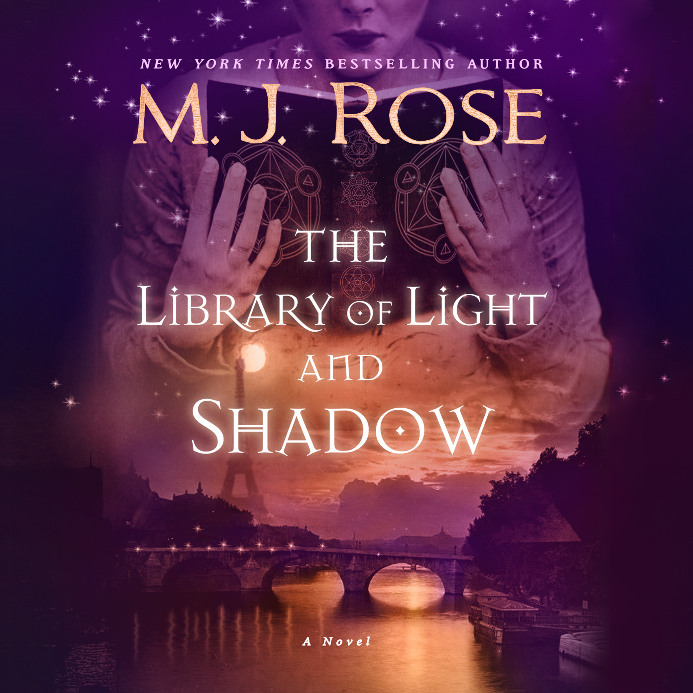 Printable The Library of Light and Shadow: A Novel Audiobook Cover Art
