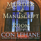 Murder in the Manuscript Room Audiobook, by Con Lehane