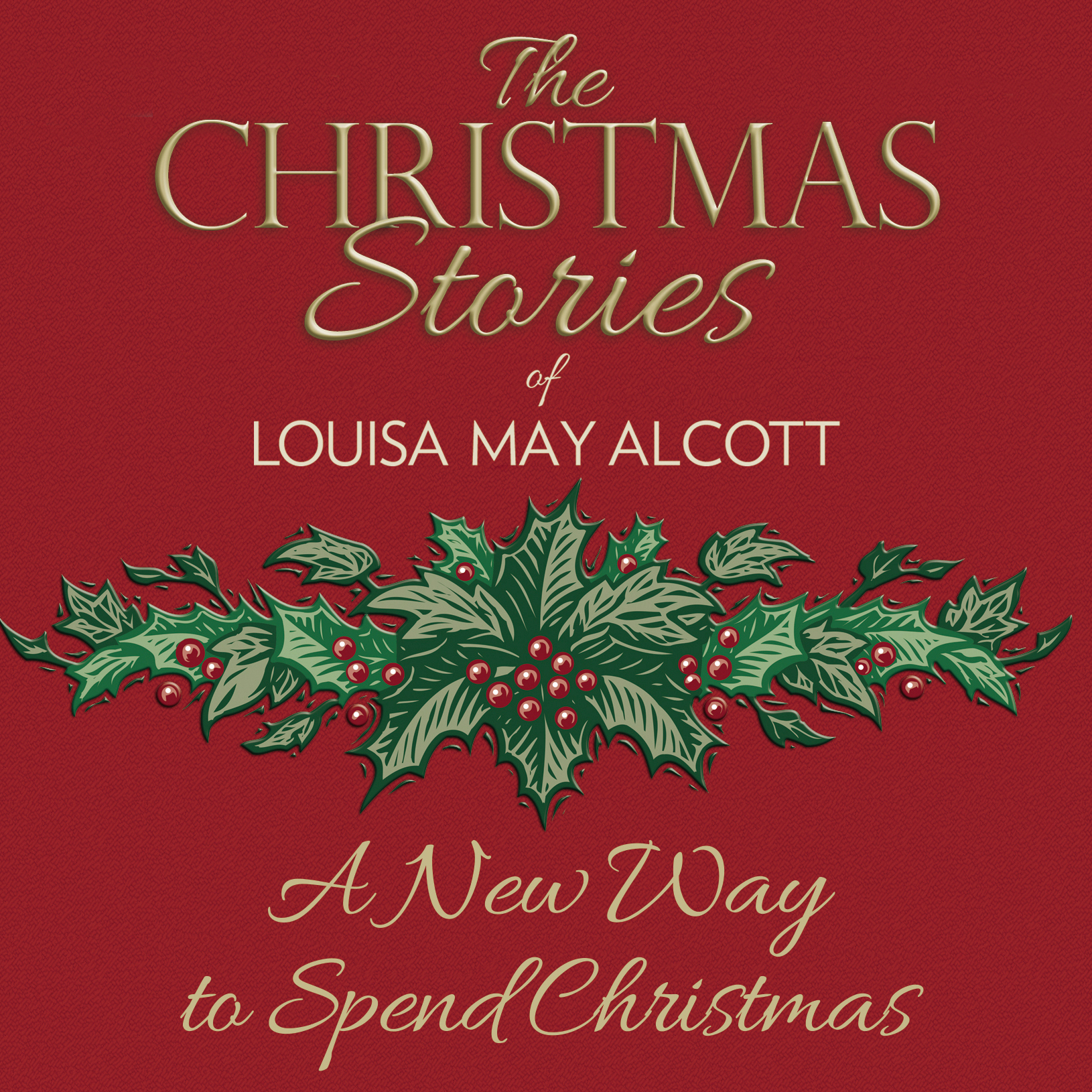 Printable A New Way to Spend Christmas Audiobook Cover Art