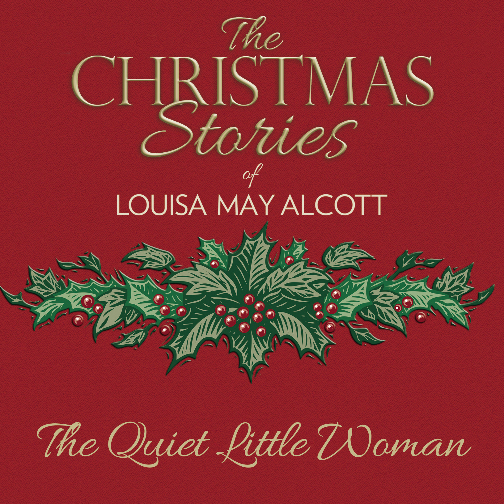 Printable The Quiet Little Woman Audiobook Cover Art