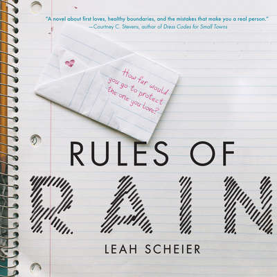 Rules of Rain Audiobook, by Leah Scheier