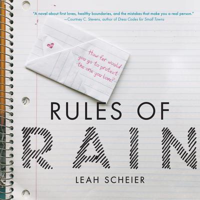 Rules of Rain Audiobook, by Leah Scheier
