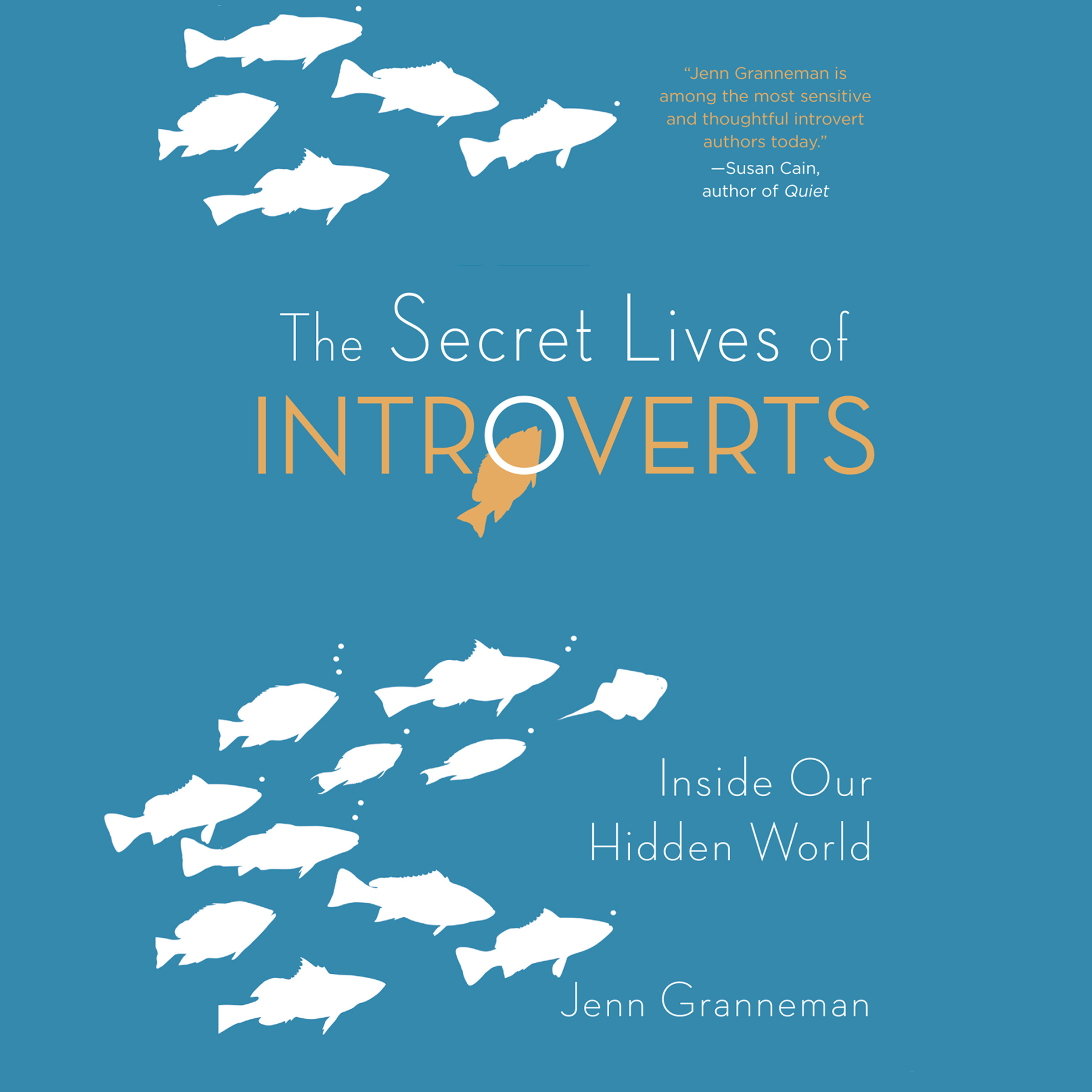 Printable The Secret Lives of Introverts: Inside Our Hidden World Audiobook Cover Art