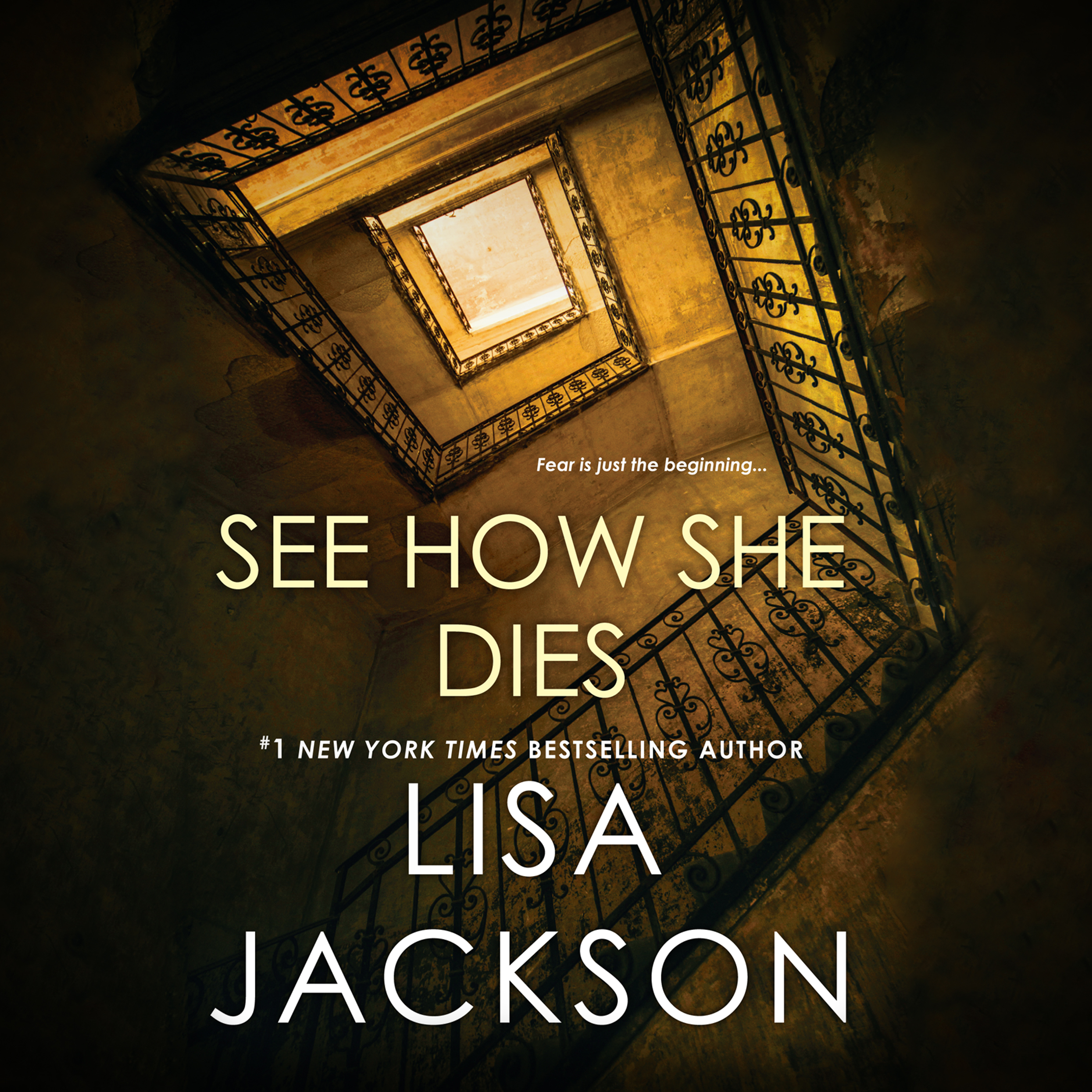 Printable See How She Dies Audiobook Cover Art
