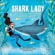 Shark Lady: The True Story of How Eugenie Clark Became the Oceans Most Fearless Scientist Audiobook, by Jess Keating
