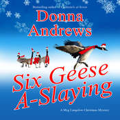 Six Geese A-Slaying Audiobook, by Donna Andrews