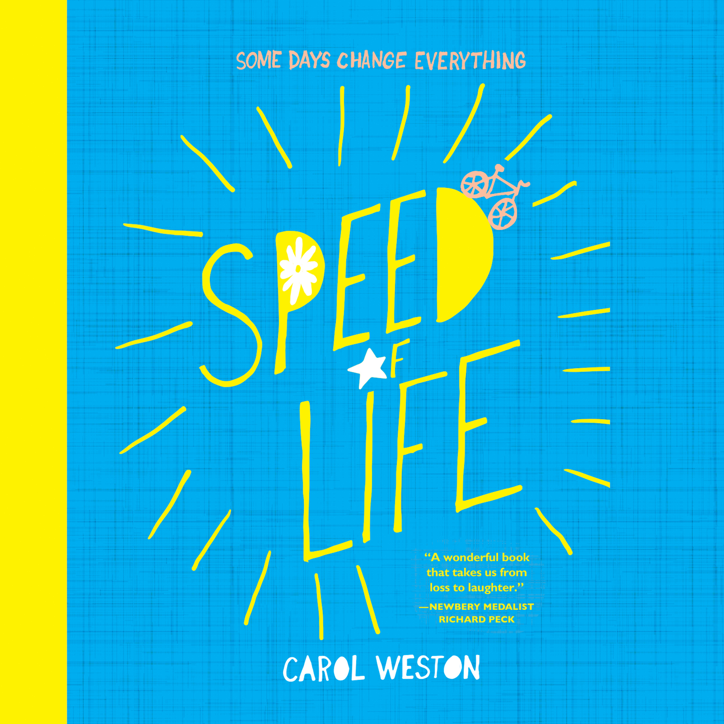 Printable Speed of Life Audiobook Cover Art