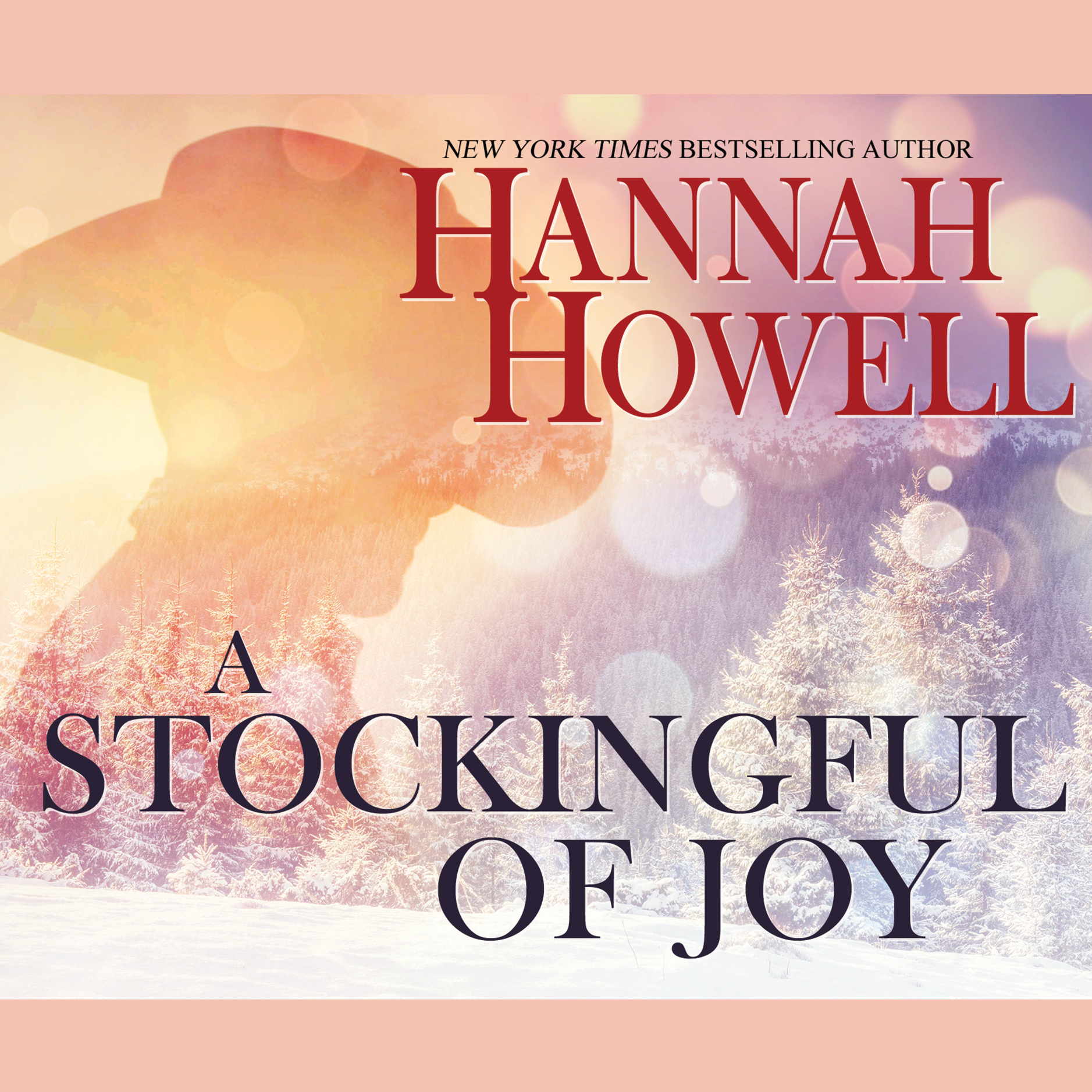 Printable A Stockingful of Joy Audiobook Cover Art