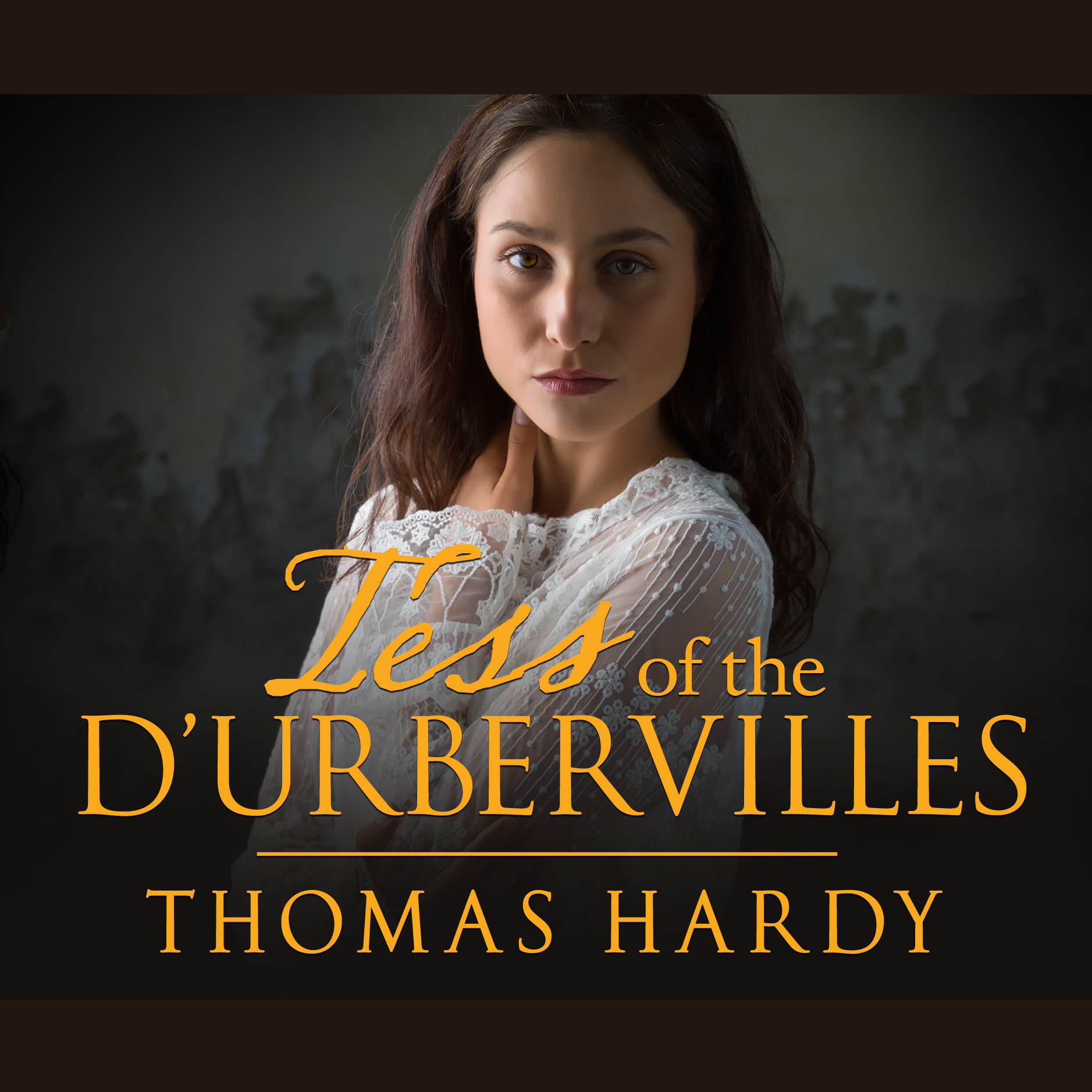 Printable Tess of the D'Urbervilles Audiobook Cover Art