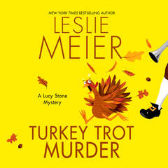 Turkey Trot Murder Audiobook, by Leslie Meier