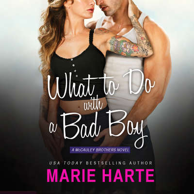 What to Do with a Bad Boy Audiobook, by Marie Harte