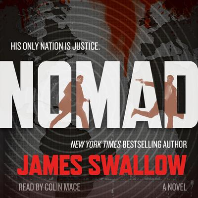 Nomad Audiobook, by James Swallow
