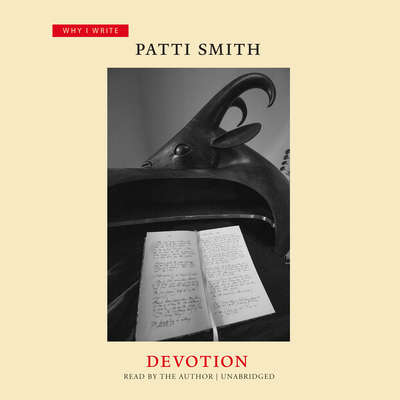 Devotion Audiobook, by Patti Smith