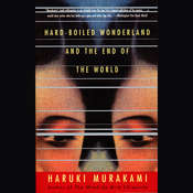 Hard-Boiled Wonderland and the End of the World Audiobook, by Haruki Murakami
