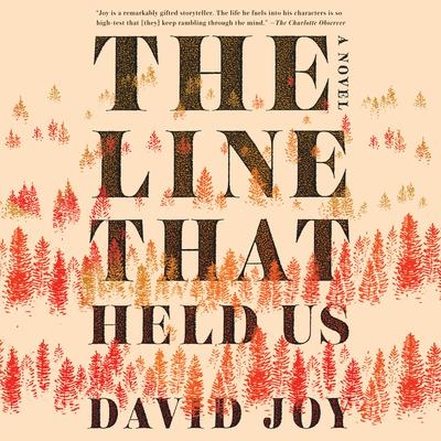 The Line That Held Us Audiobook, by David Joy