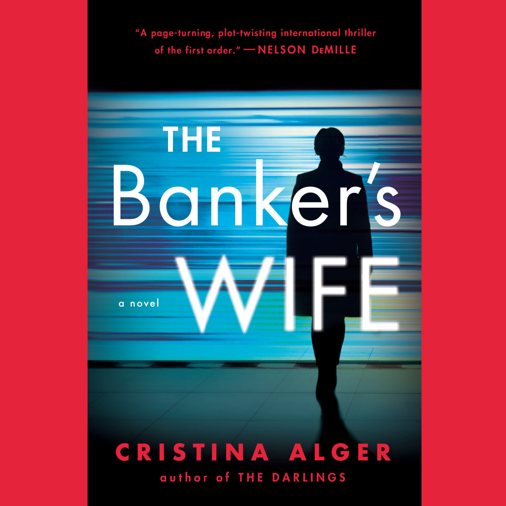 Printable The Banker's Wife Audiobook Cover Art