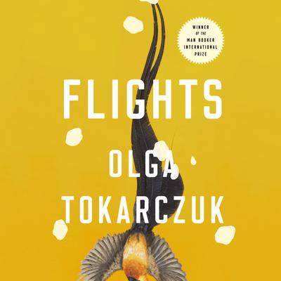 Flights Audiobook, by Olga Tokarczuk