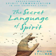 The Secret Language of Spirit: Understanding Spirit Communication in Our Everyday Lives Audiobook, by William Stillman