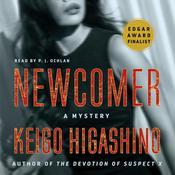 Newcomer Audiobook, by Keigo Higashino
