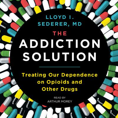 The Addiction Solution: Treating Our Dependence on Opioids and Other Drugs Audiobook, by Lloyd Sederer
