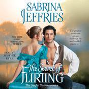 The Secret of Flirting Audiobook, by Sabrina Jeffries