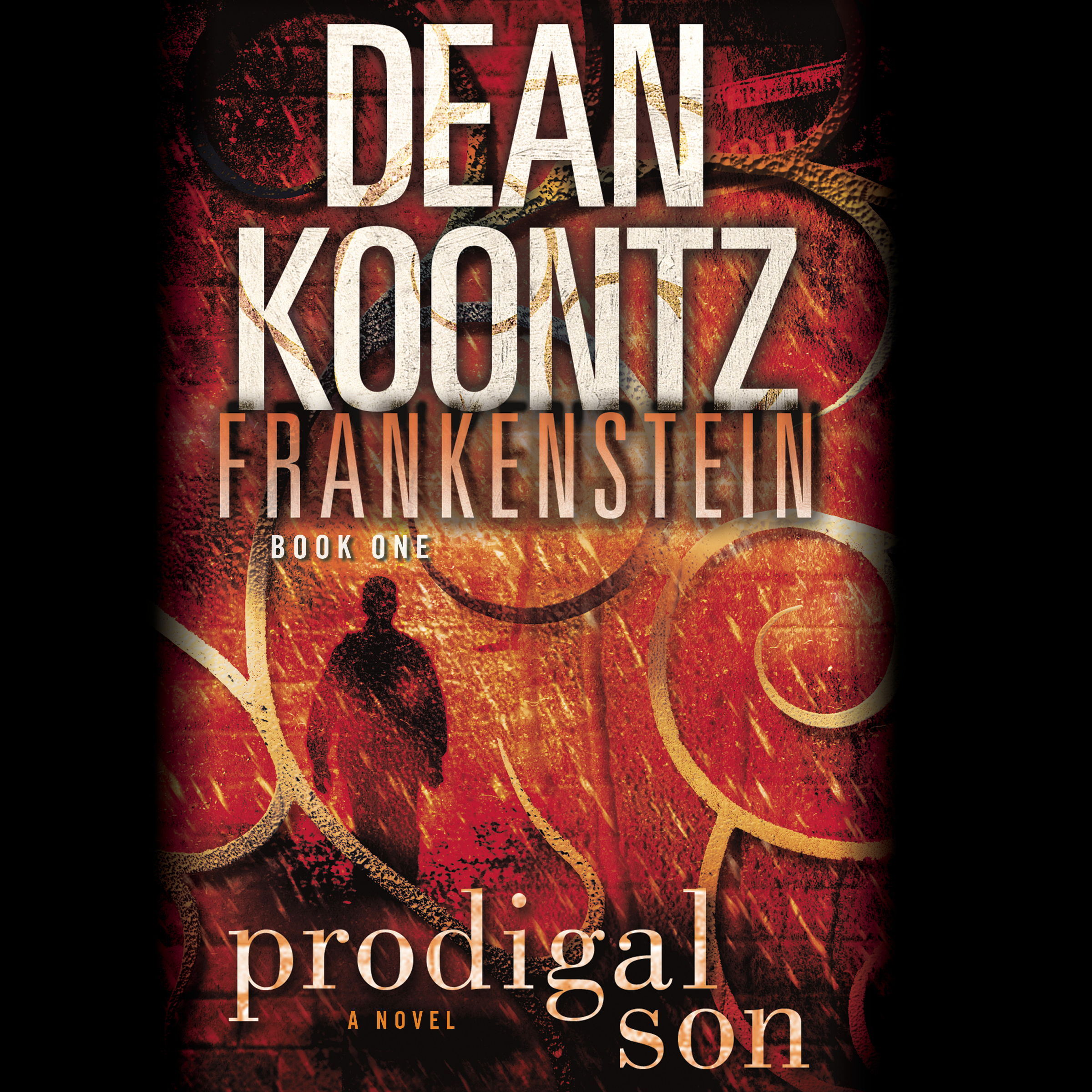 Printable Frankenstein: Prodigal Son Audiobook Cover Art