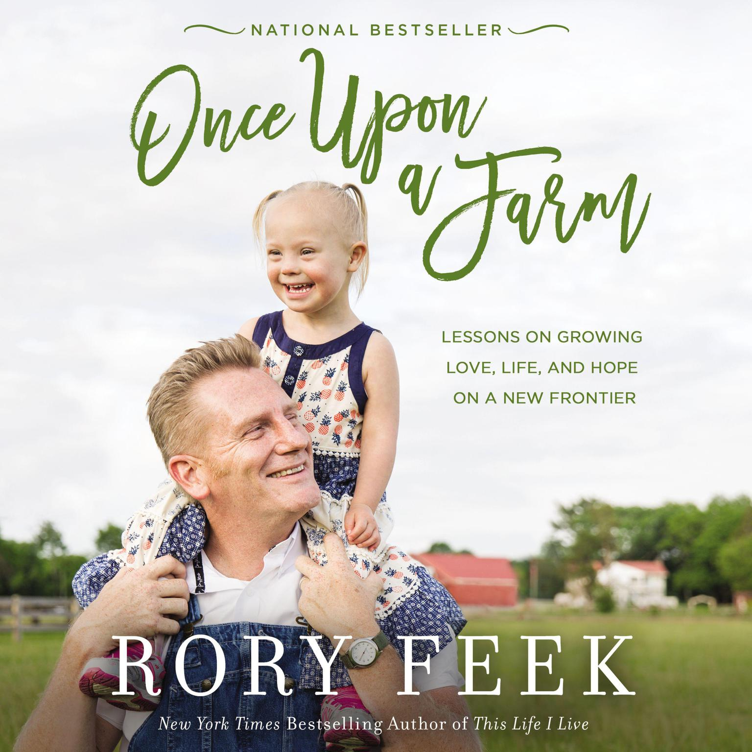 Printable Once upon a Farm: Lessons on Growing Love, Life, and Hope on a New Frontier Audiobook Cover Art