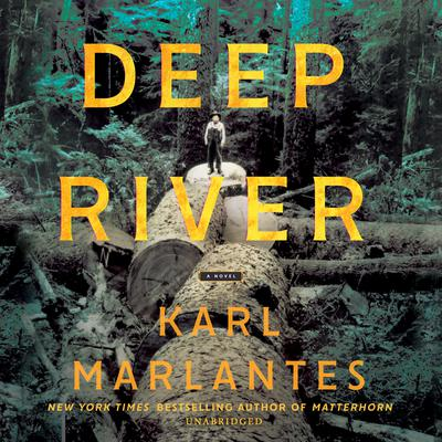 Deep River Audiobook, by Karl Marlantes