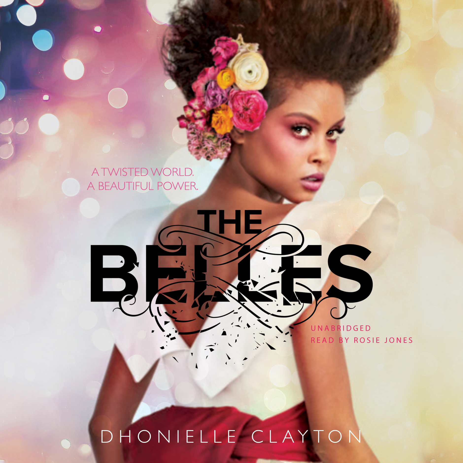 Printable The Belles Audiobook Cover Art