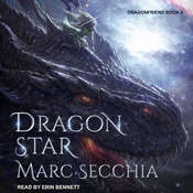 Dragonstar Audiobook, by Marc Secchia