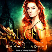 Alight Audiobook, by Emma L. Adams