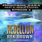 Rebellion Audiobook, by Ryk Brown