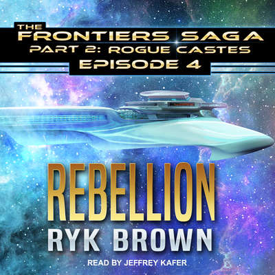 Rebellion Audiobook, by Ryk Brown