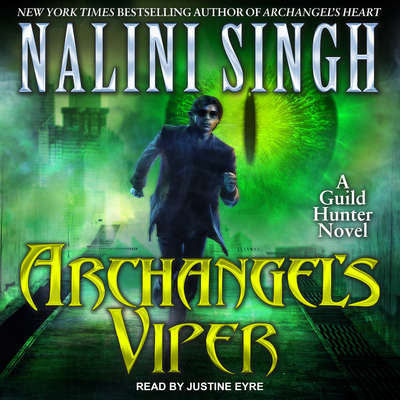 Archangels Viper Audiobook, by Nalini Singh