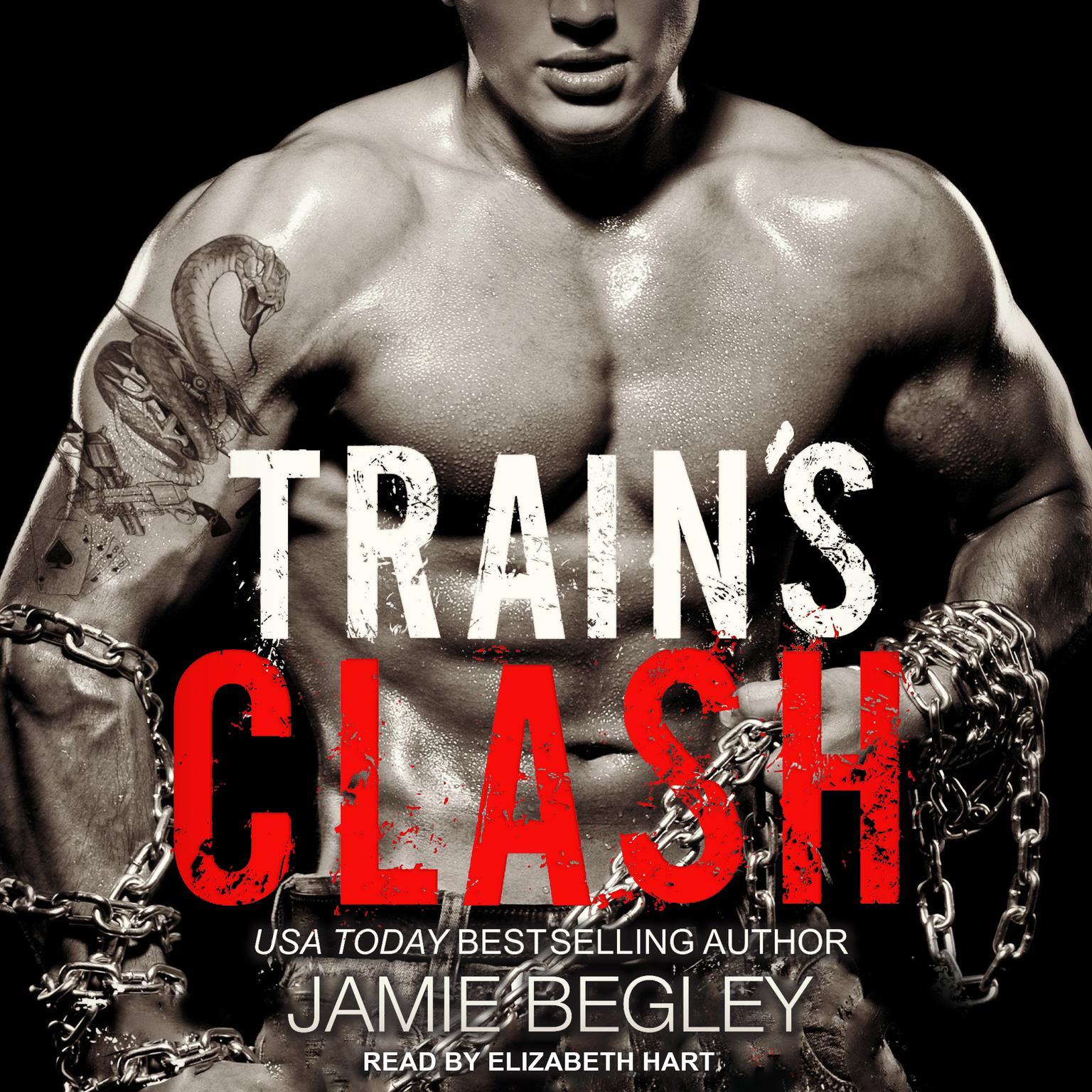 Trains Clash Audiobook, by Jamie Begley