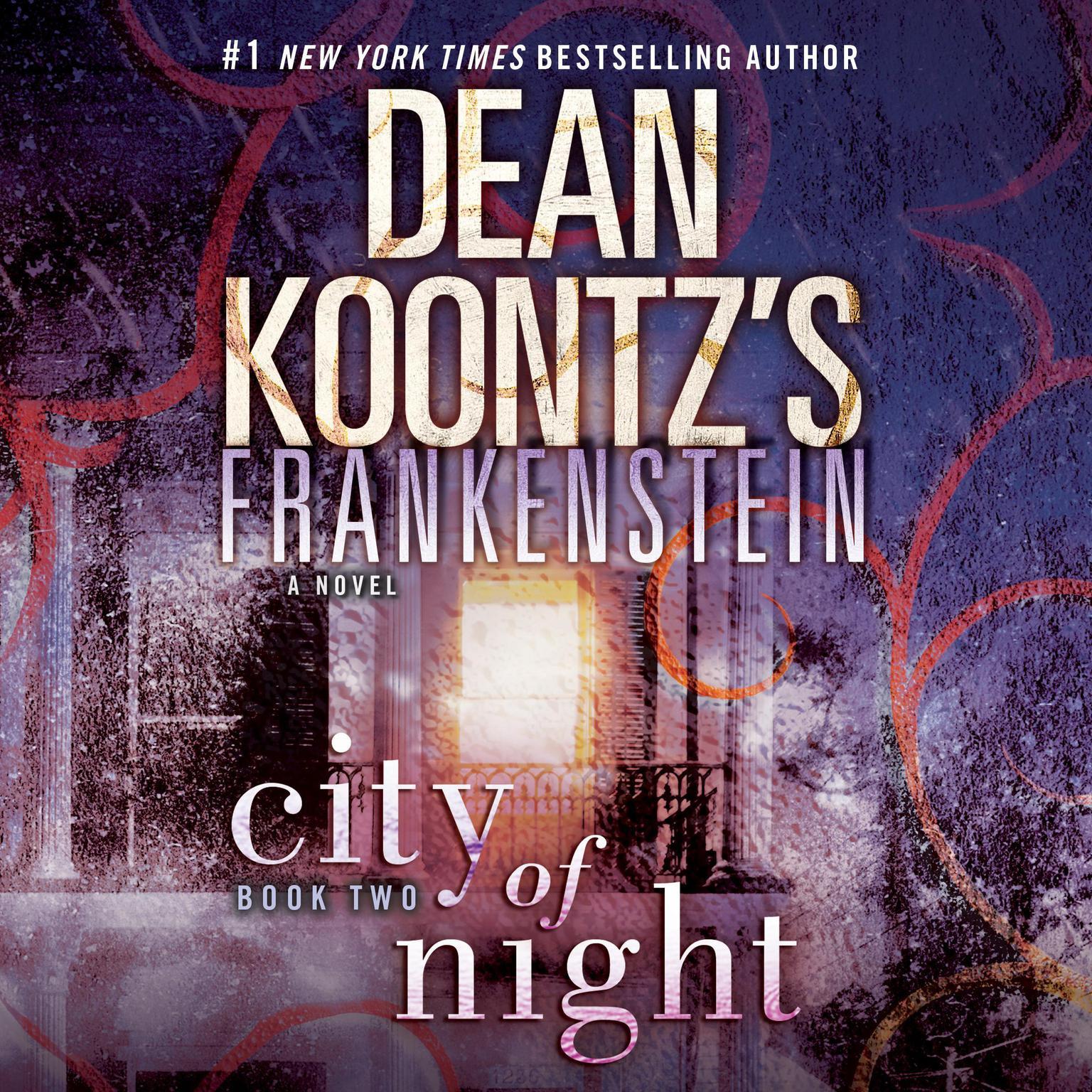 Printable Frankenstein: City of Night Audiobook Cover Art