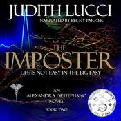 The Imposter Audiobook, by Judith Lucci