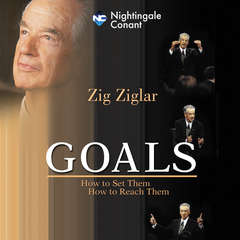Goals  Audiobook, by Zig Ziglar