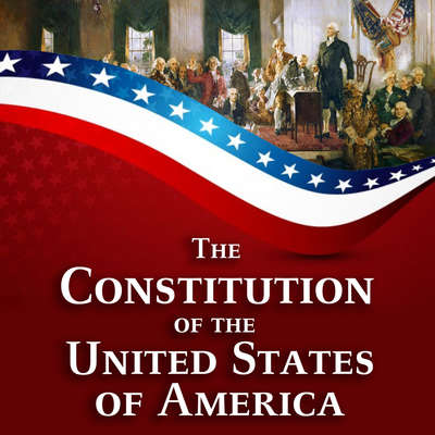 The Constitution of the United States of America Audiobook, by Founding Fathers of the United States