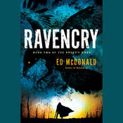 Ravencry Audiobook, by Ed McDonald