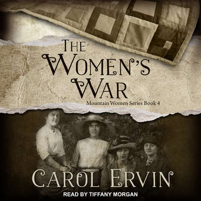 The Womens War Audiobook, by Carol Ervin
