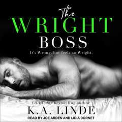 The Wright Boss Audiobook, by K. A. Linde