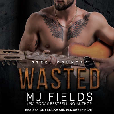 Wasted: Falcon Brothers Audiobook, by MJ Fields
