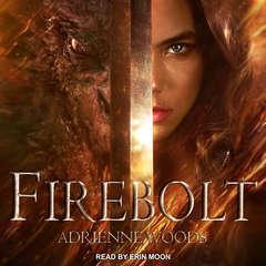 Firebolt Audiobook, by Adrienne Woods